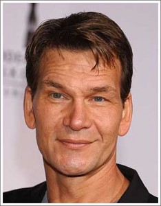 Patrick Swayze - not just a pretty face