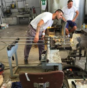 ColleVilca Glass Factory